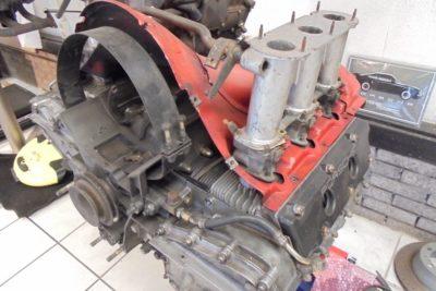 Porsche 911 CARRERA motor 911-43