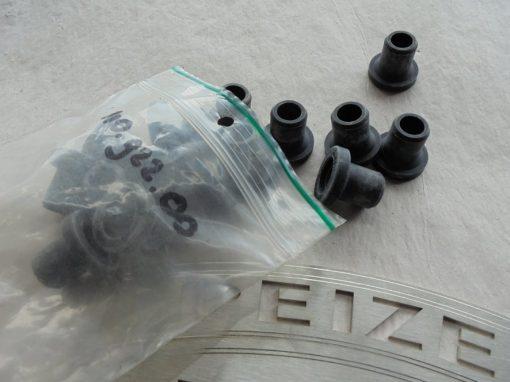 Porsche 911 injectie-rubbers
