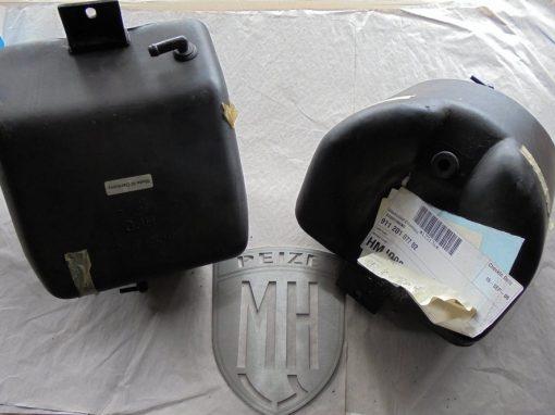 Porsche 911 benzine-ontluchting tank