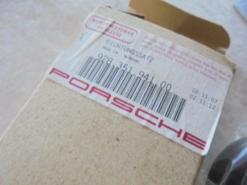 Porsche 911 remklauw revisie-setje