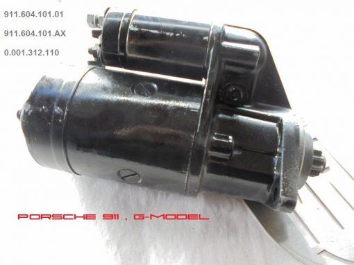 Porsche 911 startmotor