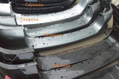 Porsche Cayenne type1 achterbumper