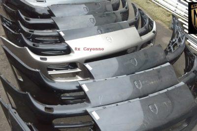 Porsche Cayenne type1 voorbumper