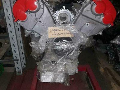 Porsche motoren Gebruikt