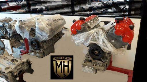 Revisie Porsche Cayenne motoren