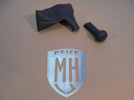 Porsche 924 pook hoes