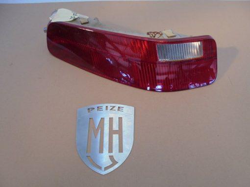 Porsche 928 Achterlichten Rood