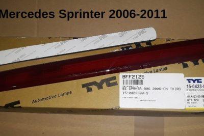 Mercedes Sprinter 3e remlicht