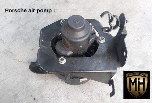 Porsche 996 airpomp