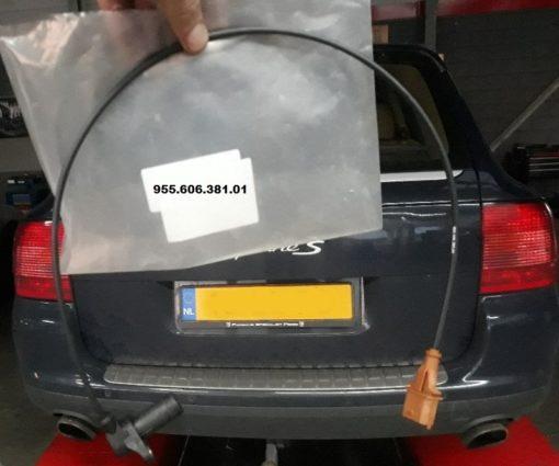 Porsche Cayenne BDP-sensor 4