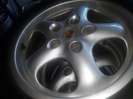 Porsche velgen 17 inch