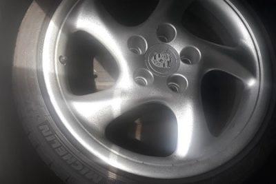 Porsche velgen 18 inch