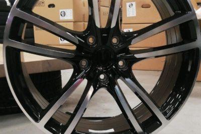Porsche velgen 22 inch