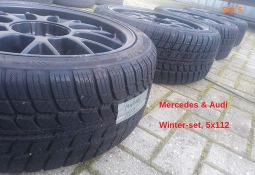 Mercedes-Audi