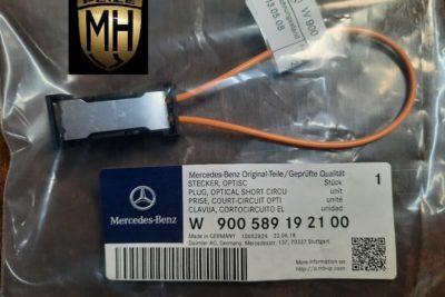 Mercedes SL canbus lus