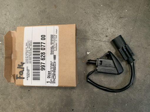 Porsche 997 Koplamp sproeier