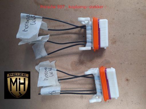orsche 997 koplamp stekkers