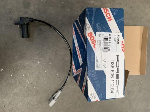 Porsche BDP sensor