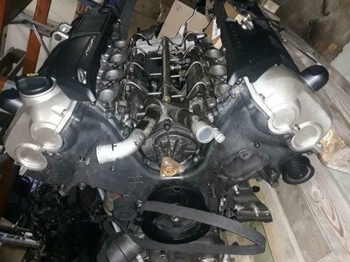 Motorblok Porsche Cayenne V8