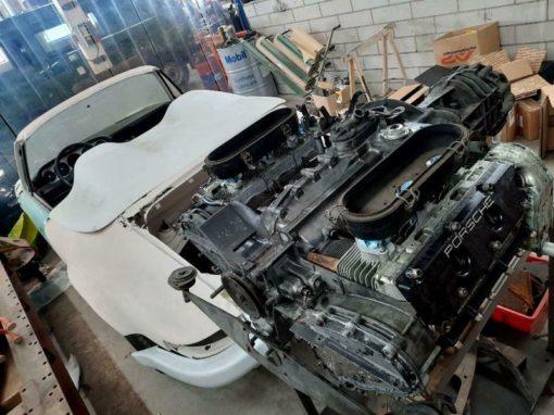 Porsche 911 motorblok-body-bak