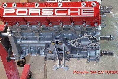 Porsche 944 Turbo onderblok