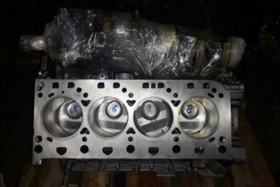 Porsche Cayenne TURBO-motor