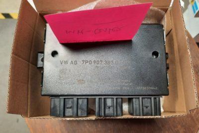 Porsche Cayenne computer trekhaak
