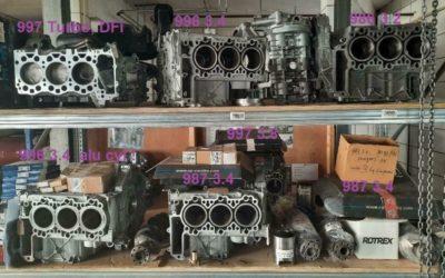 Porsche carters cilinders