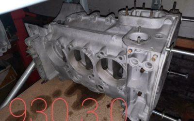 Porsche 930 Turbo carter-helften