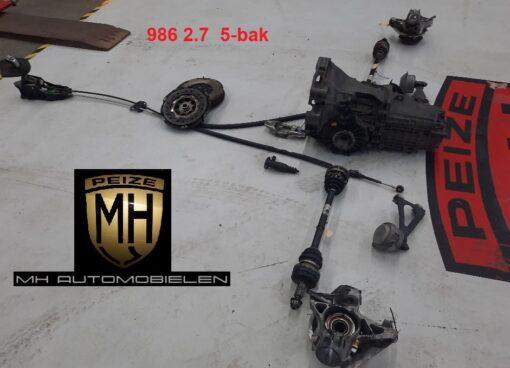 Porsche 986 5-bak