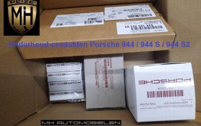 Porsche 944 onderhoud set