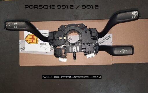 Porsche 991 stuurhandels