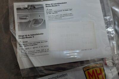 Porsche uitbreiding handleiding 3