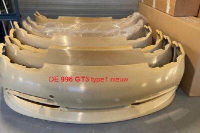 Porsche 996 GT3 voorbumper