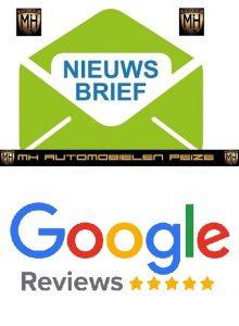 Nieuwsbrief en Reviews